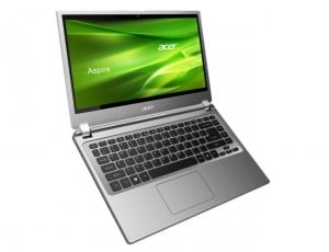 Acer Aspire M5 Ultrabooks Coming This Month