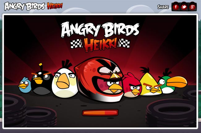 Rovio launches angry birds heikki geeky gadgets - Jeu info angry birds ...