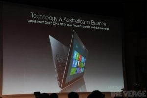 Asus Announces Taichi Dual Display Windows 8 Tablet And Laptop Hybrid