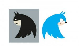 New Twitter Logo Looks Like Batman, and Sonic