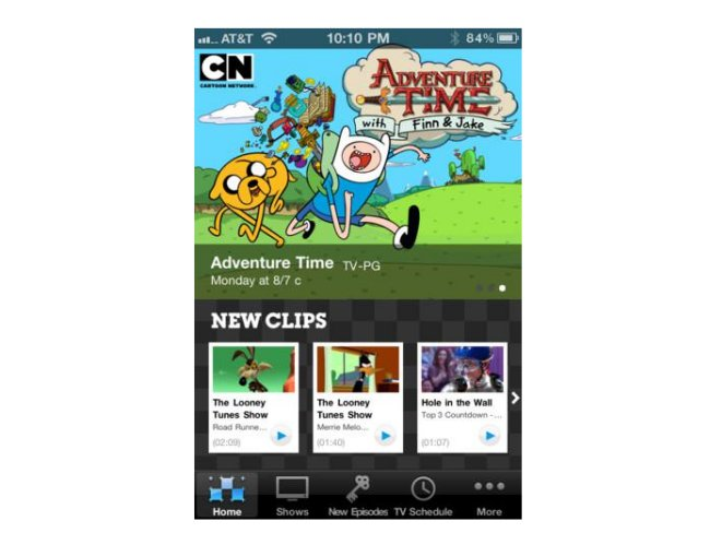 Cartoon Network updates iOS app with live streaming video ...