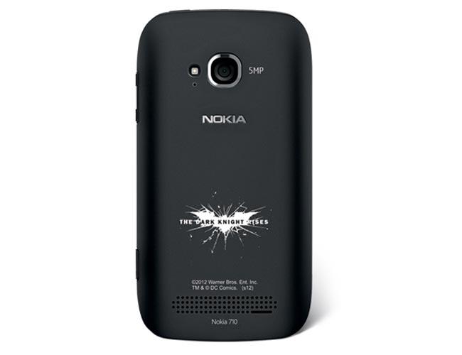 Dark Knight Lumia 710