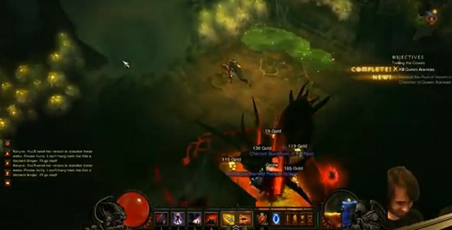 how to change game difficulty in diablo 3
