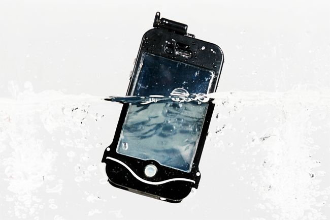 driSuit iPhone Case