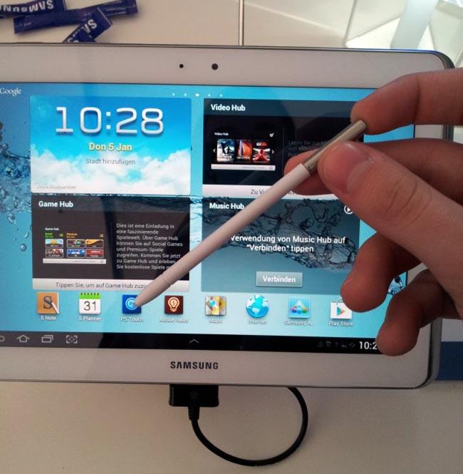 Galaxy Note 10.1