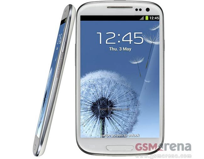 Galaxy Note 2 Mock Up