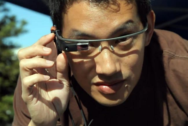 Google Project Glasses