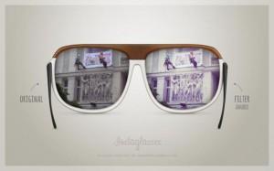 Instaglasses Concept Instagram Glasses By Markus Gerke
