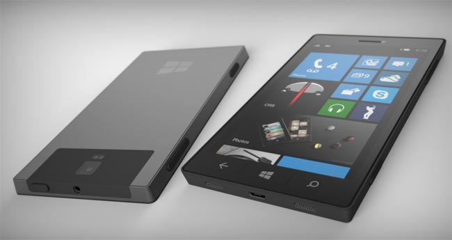 Surface Windows Phone Concept