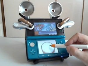 Nintendo 3DS audio gets improved with steampunk speakers