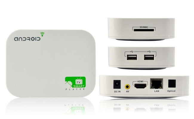 Android A10 Media PC