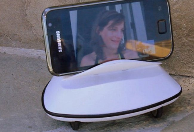 Botiful Social Telepresence Robot For Android
