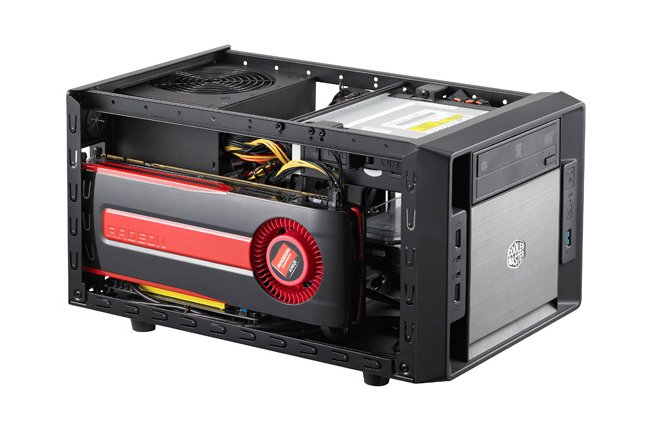 Elite 120 Advanced Mini-ITX Case