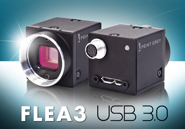 Flea3 FL3-U3 The Worlds Smallest 4K USB 3 0 Camera