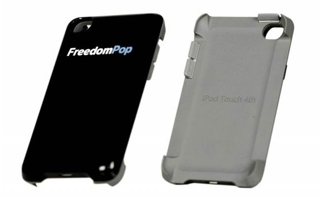 FreedomPop WiMax iPod Touch Case