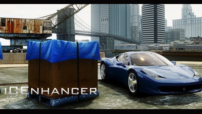 GTA 4 iCEnhancer 2.1