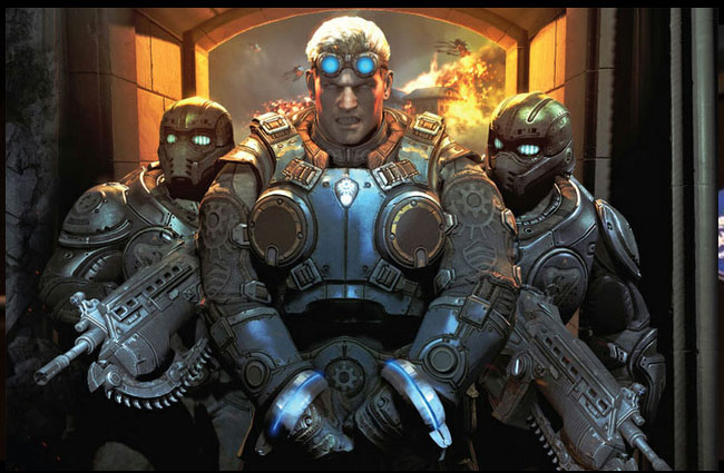 Gears of War: Judgment OverRun