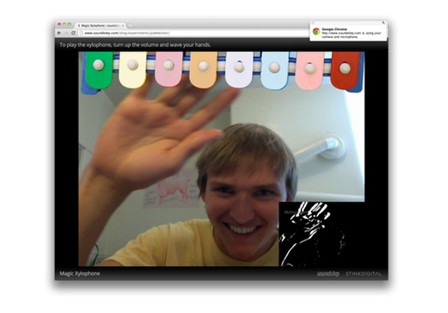 Google Chrome Beta Web Camera Support