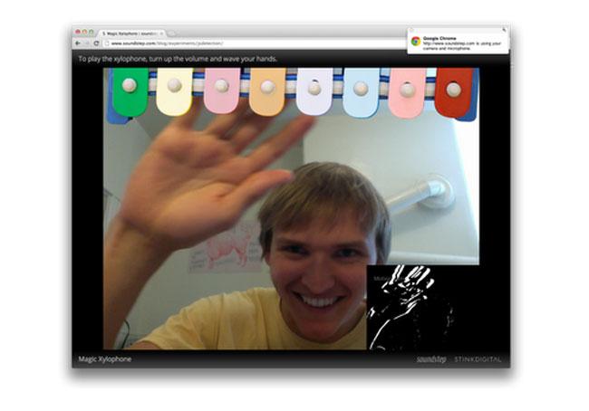 Google Chrome Beta Web Camera Support