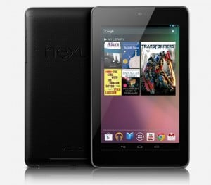 Retailers reporting Nexus 7 as sold out