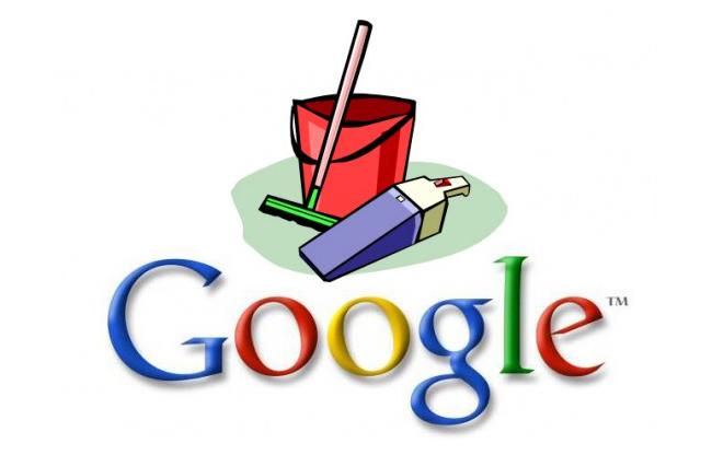 Google Spring Clean