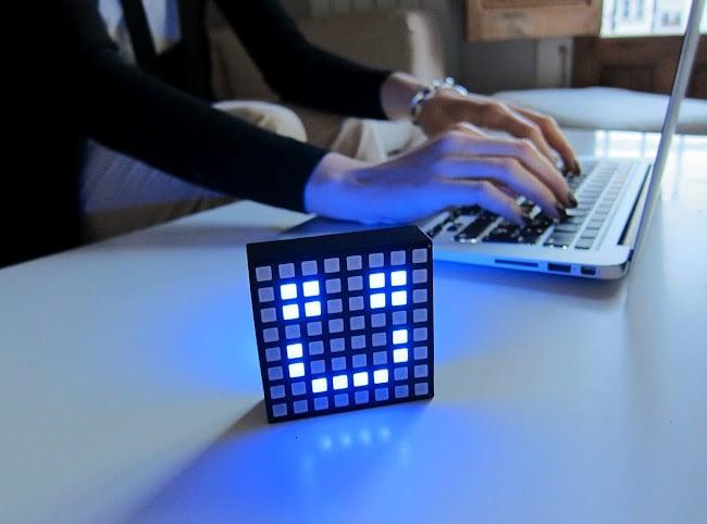 L8 SmartLight SoundLess Speaker