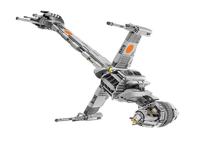Lego B-Wing Starfighter
