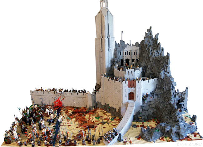 lego lord of the rings - photo #10