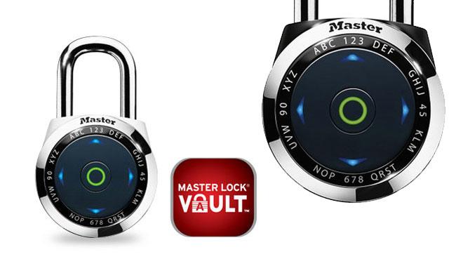 Master Lock DialSpeed Electronic Padlock