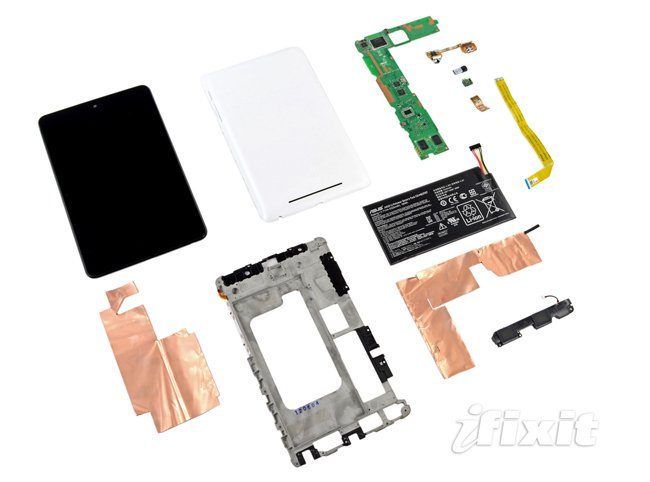 Nexus 7 Teardown