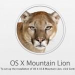 Apple Launching OS X Mountain Lion July 25th (Rumor)