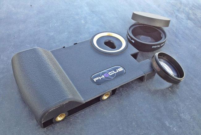 Phocus for iPhone 4 & 4S