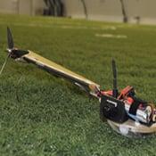 Samarai Maple Seed-Inspired UAV Detailed (video)