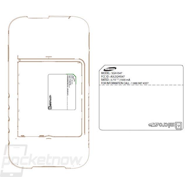 Samsung SGH-I547