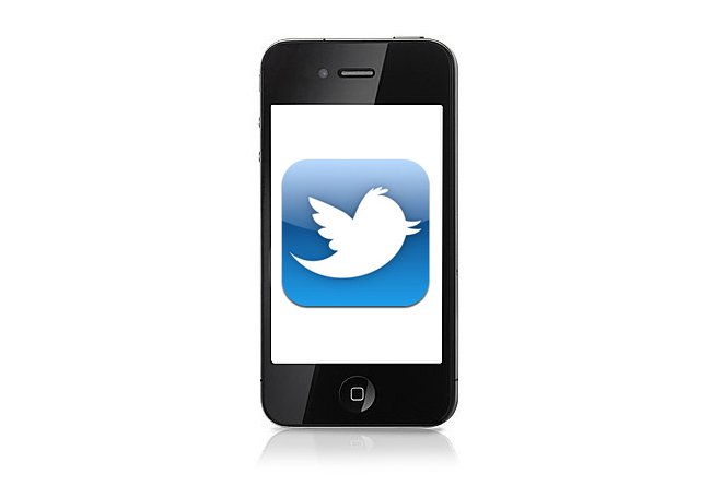 how to delete twitter on iphone