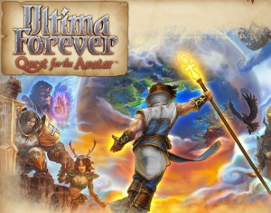 Ultima Forever: Quest for the Avatar RPG Game For iPad And PC Announced