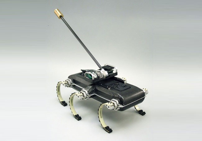 X-RHex Lite Robot