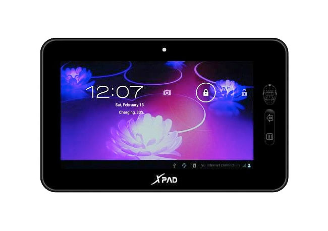 XPad Android Tablet