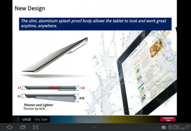 Xperia Sony Tablet