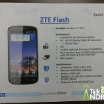 ZTE Flash headed to Sprint