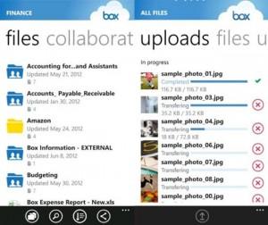 Box Windows Phone