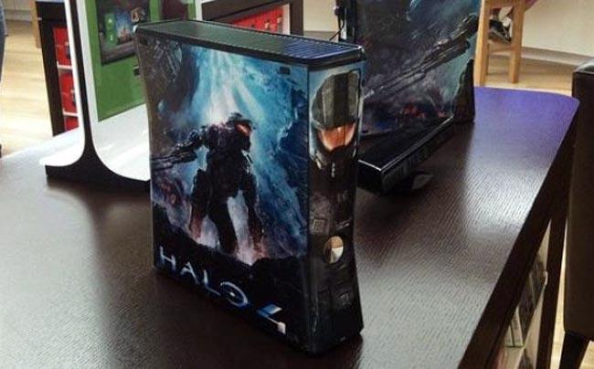 Halo 4 Xbox