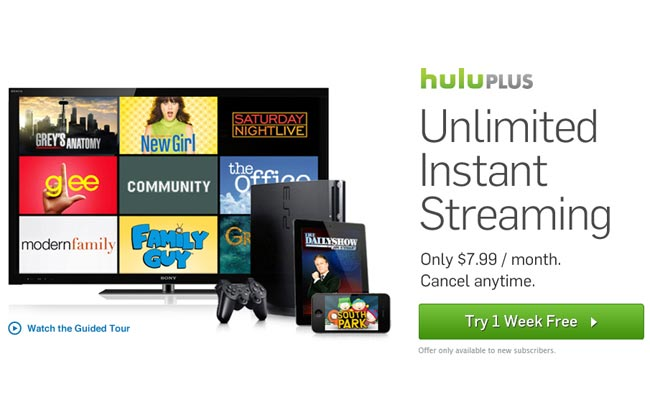 Hulu Plus Lands On Apple TV