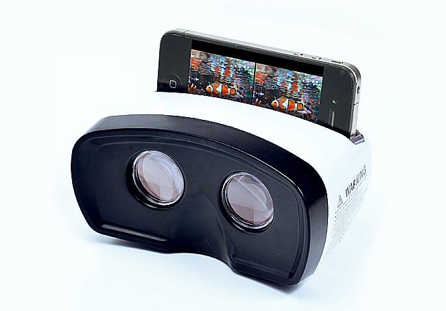 iPhone 3D Viewer