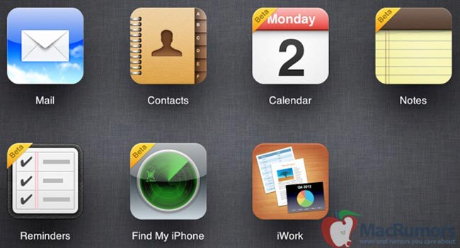how to look at my icloud email