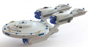 KRE-O Star Trek Building Sets to Be Unveiled at Comic-Con