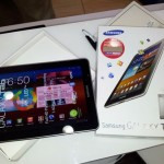 Samsung Galaxy Tab 7.7 Gets Android 4.0 ICS Update