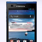 Toshiba Regza T-02D Android 4.0 ICS Smartphone Launched In Japan