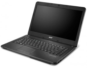 Acer Travelmate P243 NoteBook Launches With BioProtection Fingerprint Reader