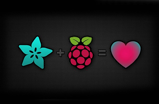 Adafruit Raspberry Pi